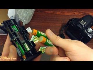 Бустер (батарейная ручка) для фотоаппарата  MeiKe MK