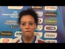FIVBWomensWCH - Italia-Germania 3-1: intervista a Valentina Diouf