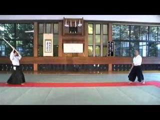 INABA MINORU KASHIMA SHIN RYU KENJUTSU    AÏKIDO Japanese Swordsmansip