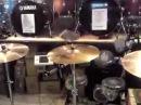 Mid-level 16 Crash cymbal test: Sabian B8 Pro, Paiste PST 5, Zildjian ZXT, Meinl Classics