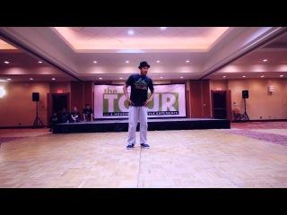 "Jonathan 'Bionic' Bayani // Reggie B & Saadiq  - ""A Few Steps Forward"" // mL TOUR HOUSTON"
