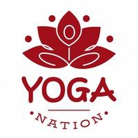 Логотип Yoga Nation