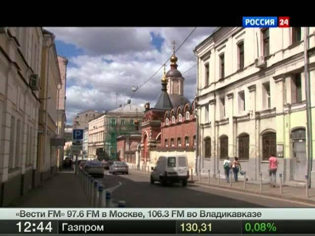 Облюбование Москвы Московский дворик Репортаж Р Рахматуллина