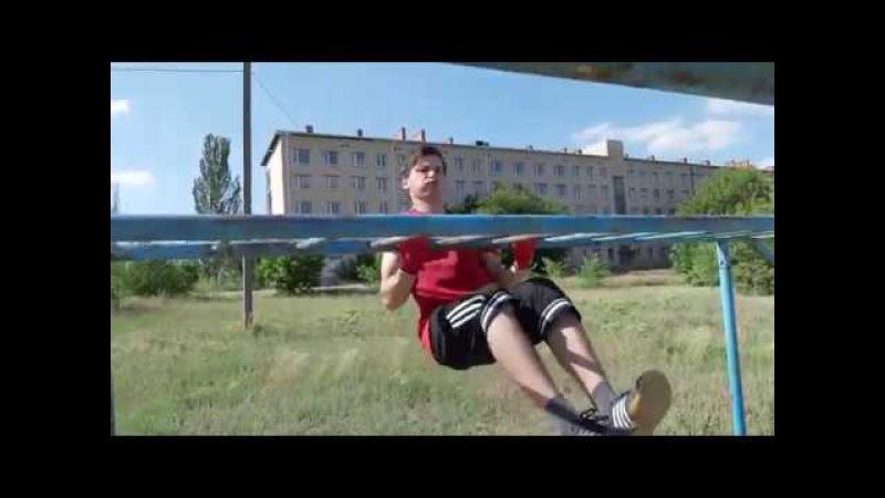 Тренування спини Як накачати спину без заліза