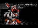 [SFM FNAF] SunnyCraft's Death Scene