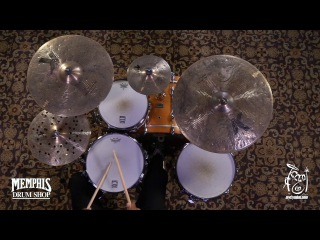"Zildjian 14"" K Custom Special Dry FX Hi Hat Cymbal - Top - 868g (K1411-1011617D)"