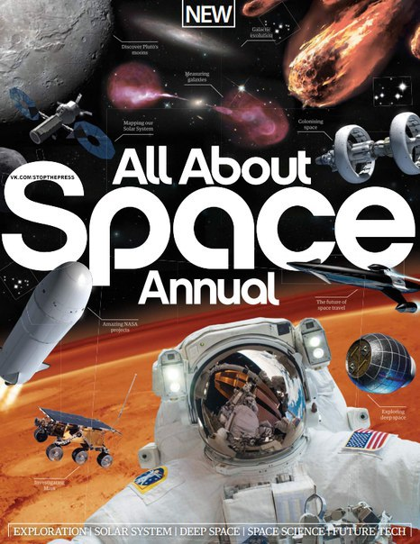 All About Space Annual - Volume 3