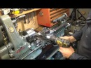 Myford Quick Change Drill Tap Method Using Home Made Tool Post Drill