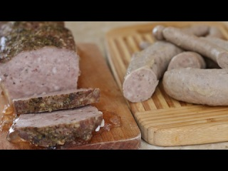 Kiełbasa biała soczysta lub pieczeń przepis łatwy i sprawdzony White sausage recipe