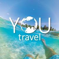 Логотип YOU TRAVEL! Авторские поездки и путешествия!