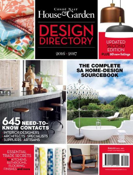 Conde Nast House Garden Design Directory Vol
