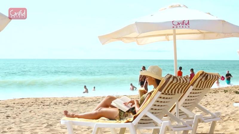 GRIFID Hotel Arabella, Golden Sands, Bulgaria