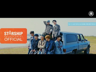 [RAW|YT][][Preview] 몬스타엑스(MONSTA X) - The 1st Album Repackage 'SHINE FOREVER'