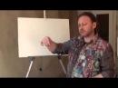 Первые шаги начинающего художника Игорь Сахаров