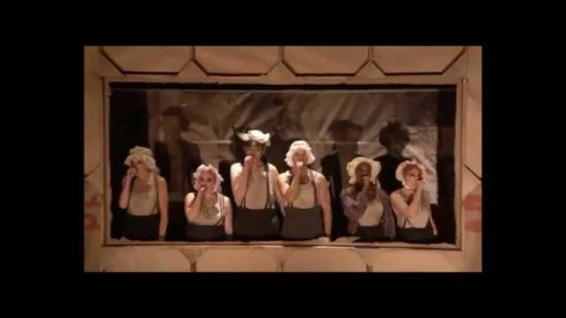 Mack the Knife - The Threepenny Opera (National Theatre)