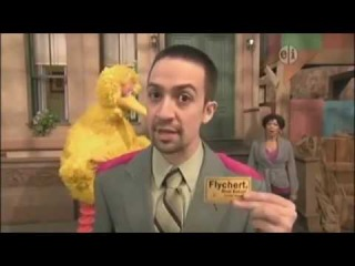Sesame Street - Lin-Manuel Miranda - It's A Habitat (2009)