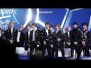 170114 GDA 골든디스크어워즈 레이니즘RAINISM by. 방탄소년단 BTS 지민,뷔,정국 / EXO / SHINee