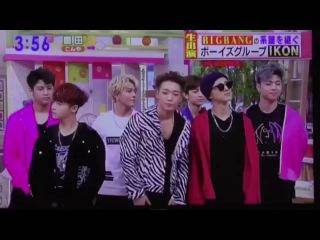 160926 iKON's Japanese Promotion on ' GO GO SMILE '