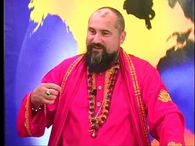 Интeрвью со Свами Вишнудевананда гири Interview with Swami Vishnudevananda giri