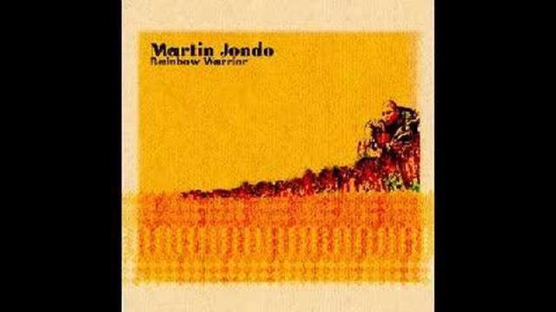 Martin Jondo rainbow warrior