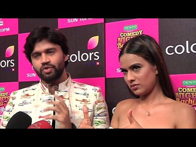 Nia Sharma Balraj talks about comedy night bachao Taaza