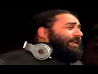 Отец Серафим чудом исполняется песнопение на арамейском языке  из  грузии смотреть всем