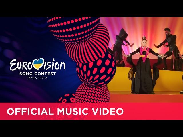 Арцвик Арутюнян Fly With Me Армения на Евровидении 2017