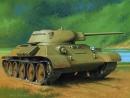 Soviet medium AFV T-34-76 1943 Part 2 Советский Т-34-76 Везеринг №2
