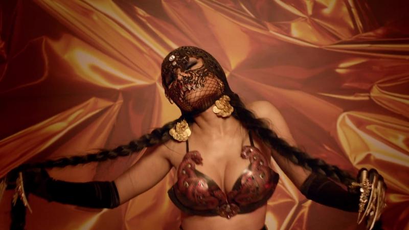 David Guetta ft Nicki Minaj Lil Wayne - Light My Body Up (nowrap)