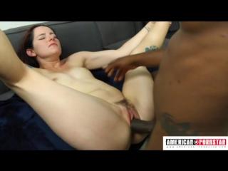 A.p. maci may interracial- ebony creamy pussy creampie cum cumshot ass big black cock riding tits anal pussy