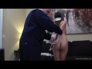 Chicken Chrissy Marie Wing Hogtied Captive