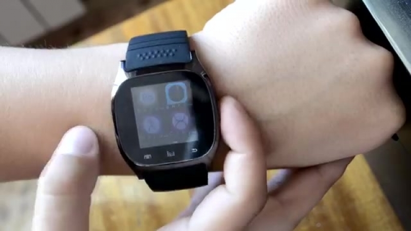 Умные часы Rwatch M26S из магазина Allbuy.com я в шоке