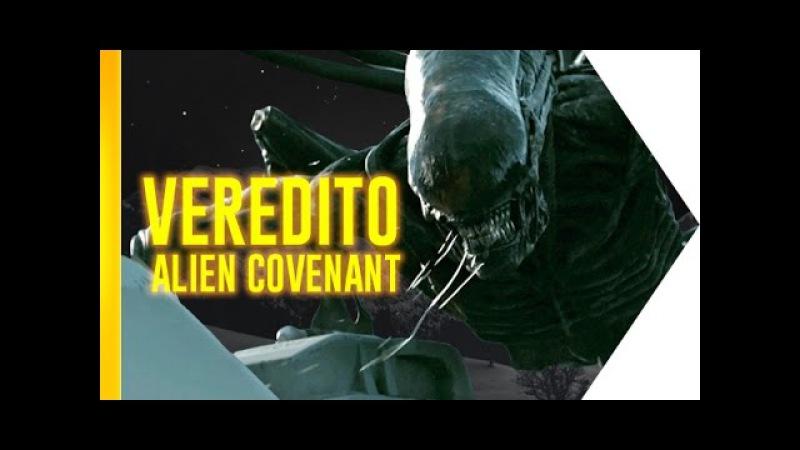 Alien Covenant O Veredito OmeleTV