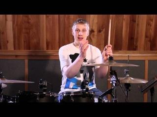 Robert 'Sput' Searight Drum Lick Lesson