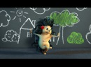 Funny and epic dance from Joumee the Hedgehog!