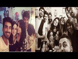 Barun Sobti's Birthday Bash 2017 : Sanaya Irani, Mohit Sehgal, Ridhi Dogra, RaQesh, Akshay Dogra