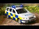 Мультфильмы для детей Полицейская машина Все Серии Подряд - Мультики Про Машинки