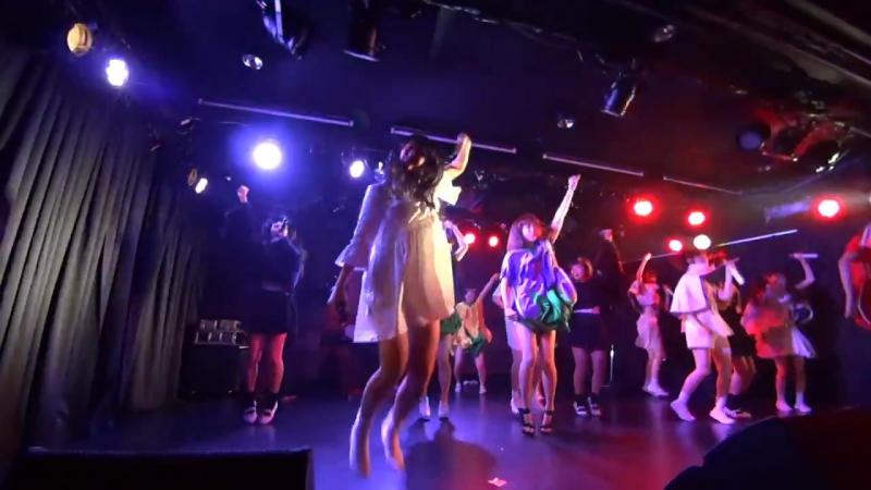 「AQBI DIG 02」 クリムゾン印刷総出演コラボ 23/07/2017 下北沢GARDERN