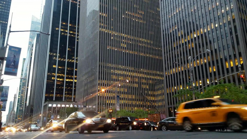 USA NEW YORK MANHATTAN TIMES SQUARE 2016