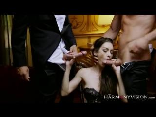 Arwen Gold, Ariel Rebel (While I Watch) [2017, All Sex Hardcore Anal DP 720p]