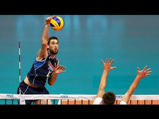 Top 15 best volleyball spikes by luca vettori