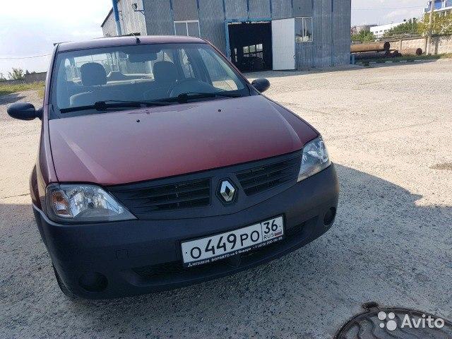 Renault Logan, 2010