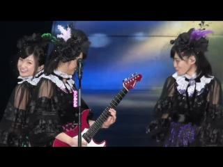 Momoiro clover z naite mo ii'n da yo (aarin on guitar) [dome trek 2016 cut]