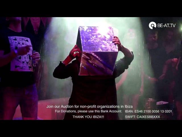Woomoon Closing Party Rampue Ritual performance in collaboration with La Fura dels Baus