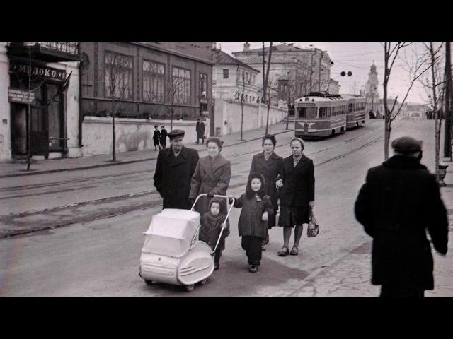 Витебск 1950 х годов на фотографиях Константина Дурихина