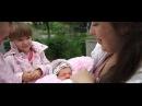 Выписка из роддома Марьяши Видеосъемка выписки из роддома в Кронштадте Санкт Петербурге СПб