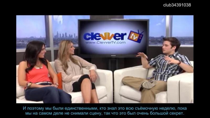 Nathan Kress Talks 'iCarly' Seddie Kiss