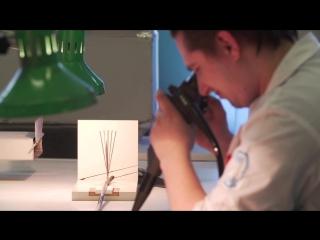 Продолжаем цикл видео Экскурсий на промышленные предприятия Санкт-Петербурга. Знакомство с оптическим приборостроением на ЛОМО.