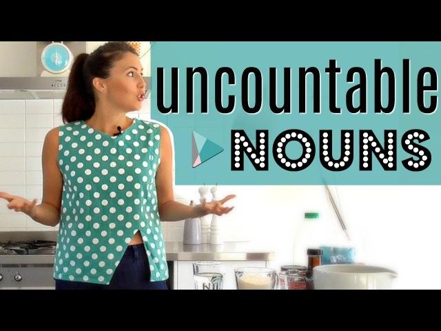 Uncountable English Nouns | Fix Common Grammar Mistakes Errors