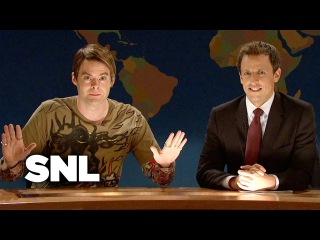 Weekend Update: Stefon on Halloween's Hottest Tips - SNL